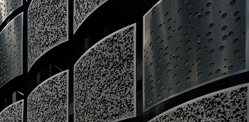 Perforated Acoustic Panels | Noise Control | Accurate