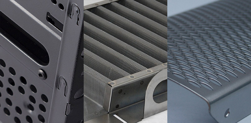 Perforated Metal Application