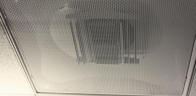 Hvac Accurate Perforating