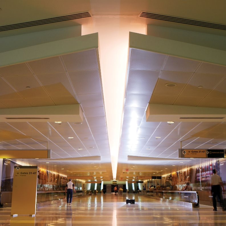 American Airlines, Terminal 9, JFK   Accurate Perforating