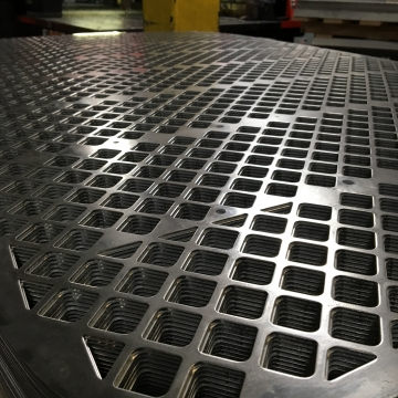 Perforate Radiator Guards/Grilles