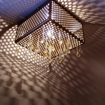 Decorative Lighting Diffuser