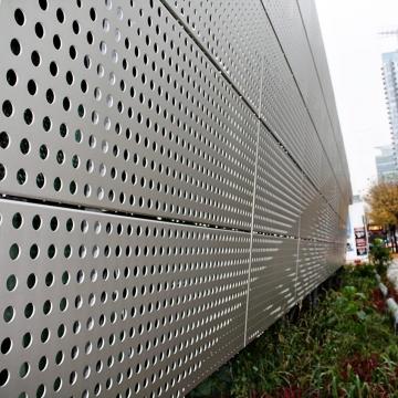 Perforated Metal Panels Exterior