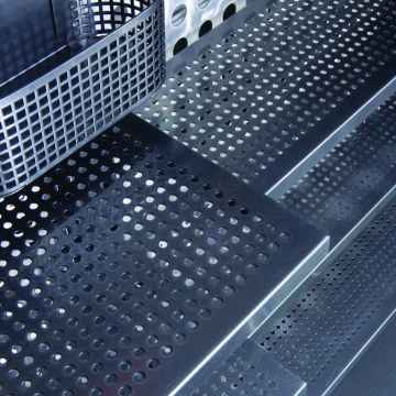 Perforated Rack