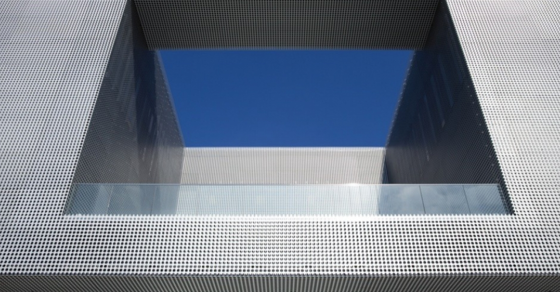 Perforated Building Wrap