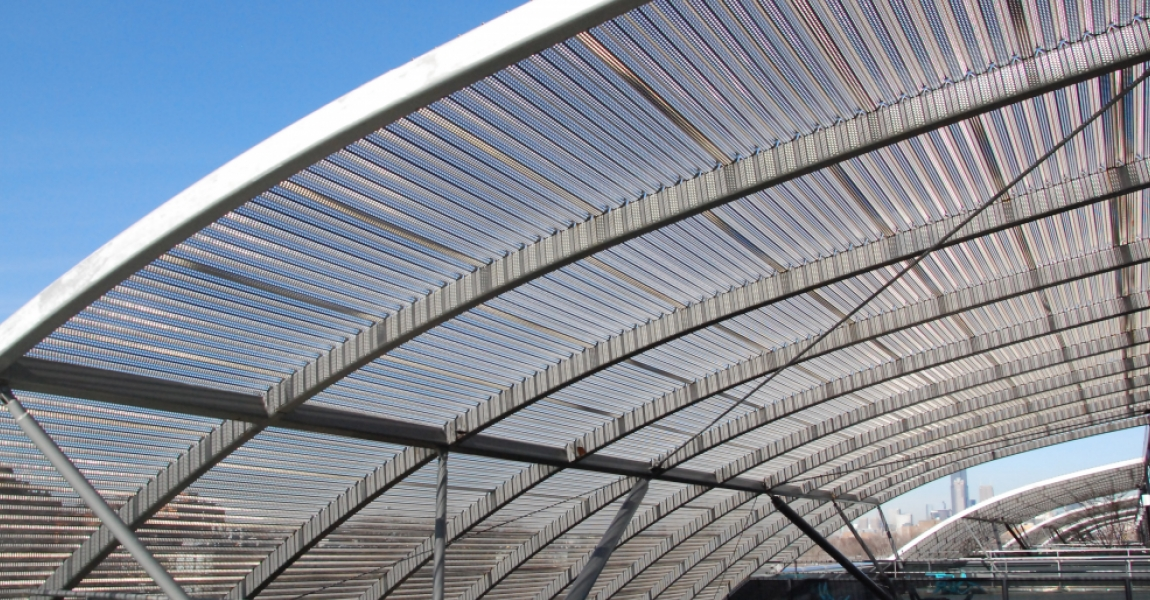 Building Sunshade