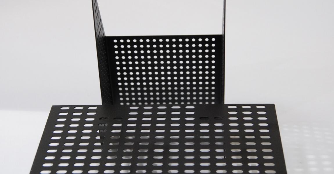 Perforated POP Display