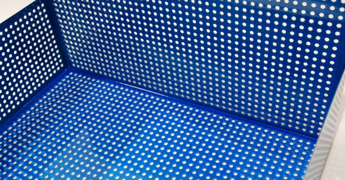 Perforated Display Box