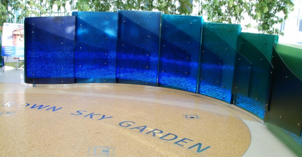 The Crown Sky Garden