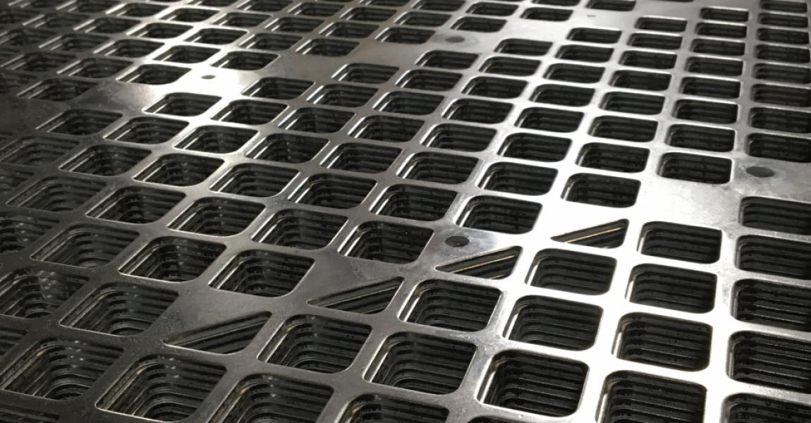 Perforate Radiator Guards/Grilles