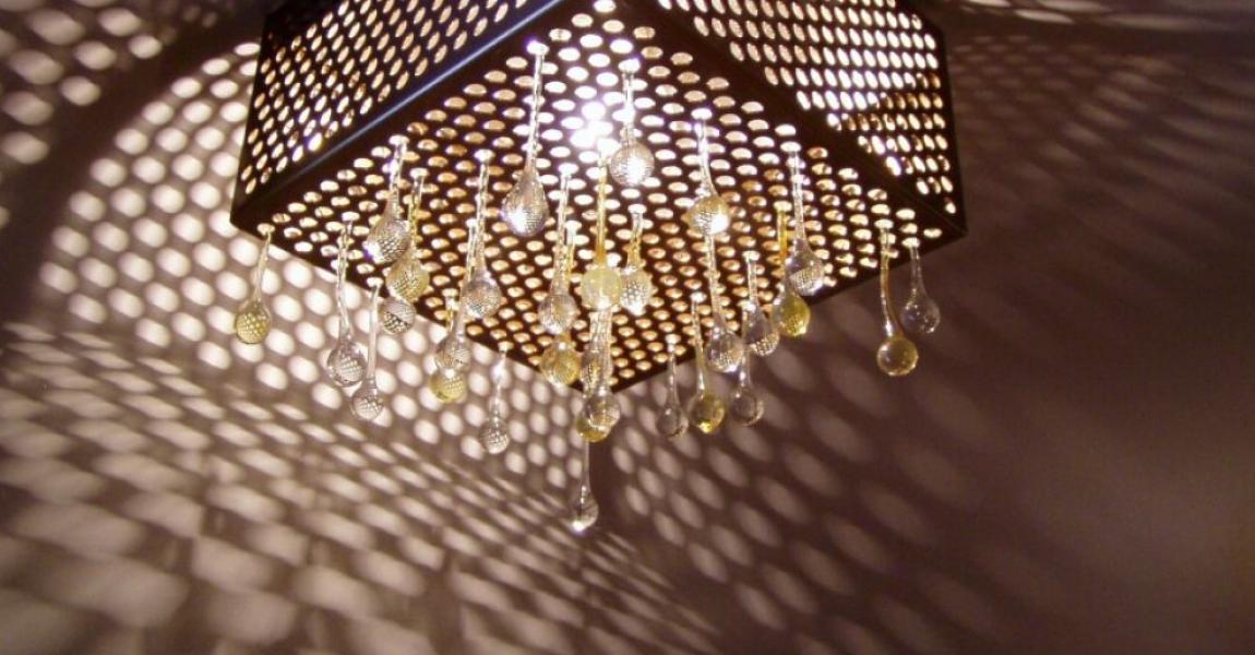 Decorative Lighting Diffuser