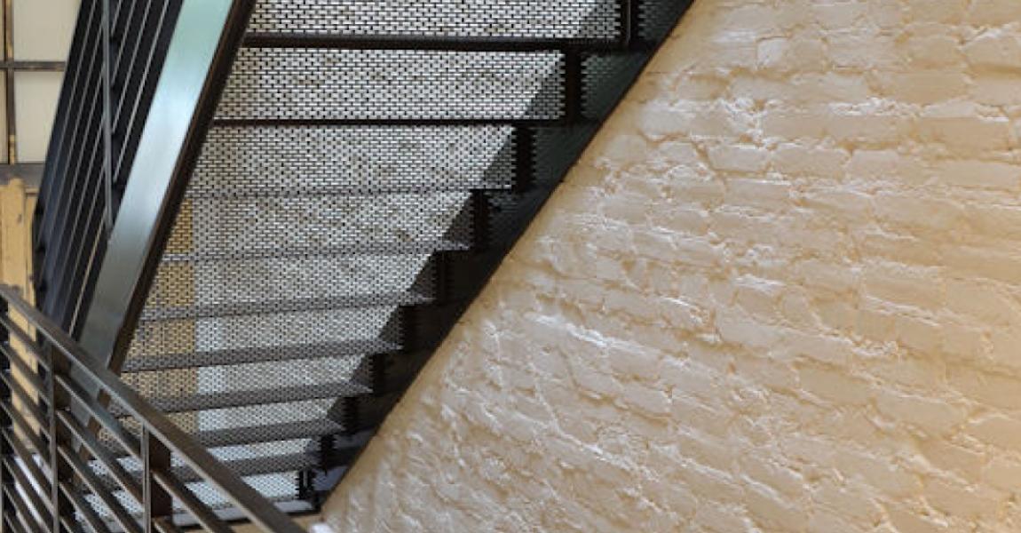 Metal Stair Treads