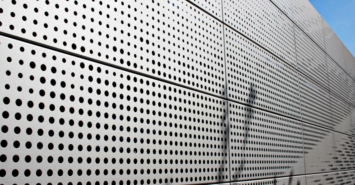 Architectural Metal Facade