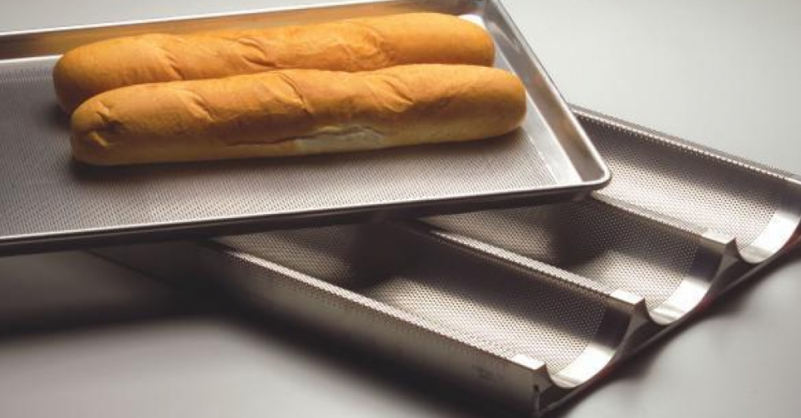 Perforated Food Tray