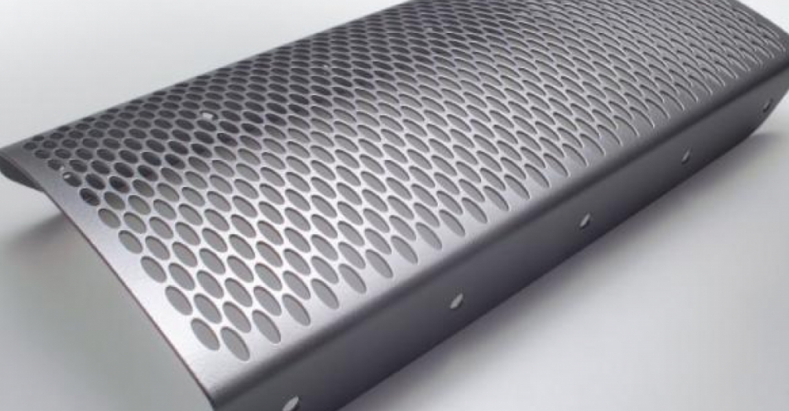 Perforated Speaker Grille