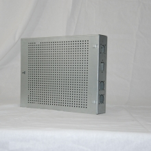 Custom Perforated Box