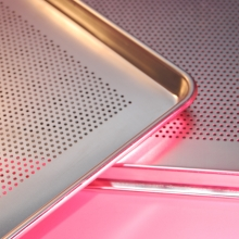 Perforated Dry Tray