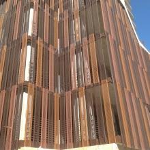 Perforated Metal Facade