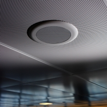 Perforated Ceiling Tile