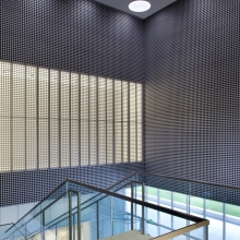 Perforated Wall Wrap