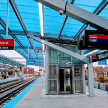 Wilson Red Line Station